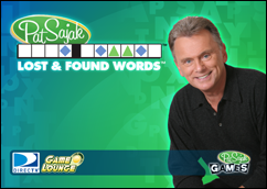 Pat Sajak's Lost and Found Words