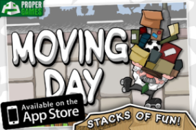 iOS – Moving Day